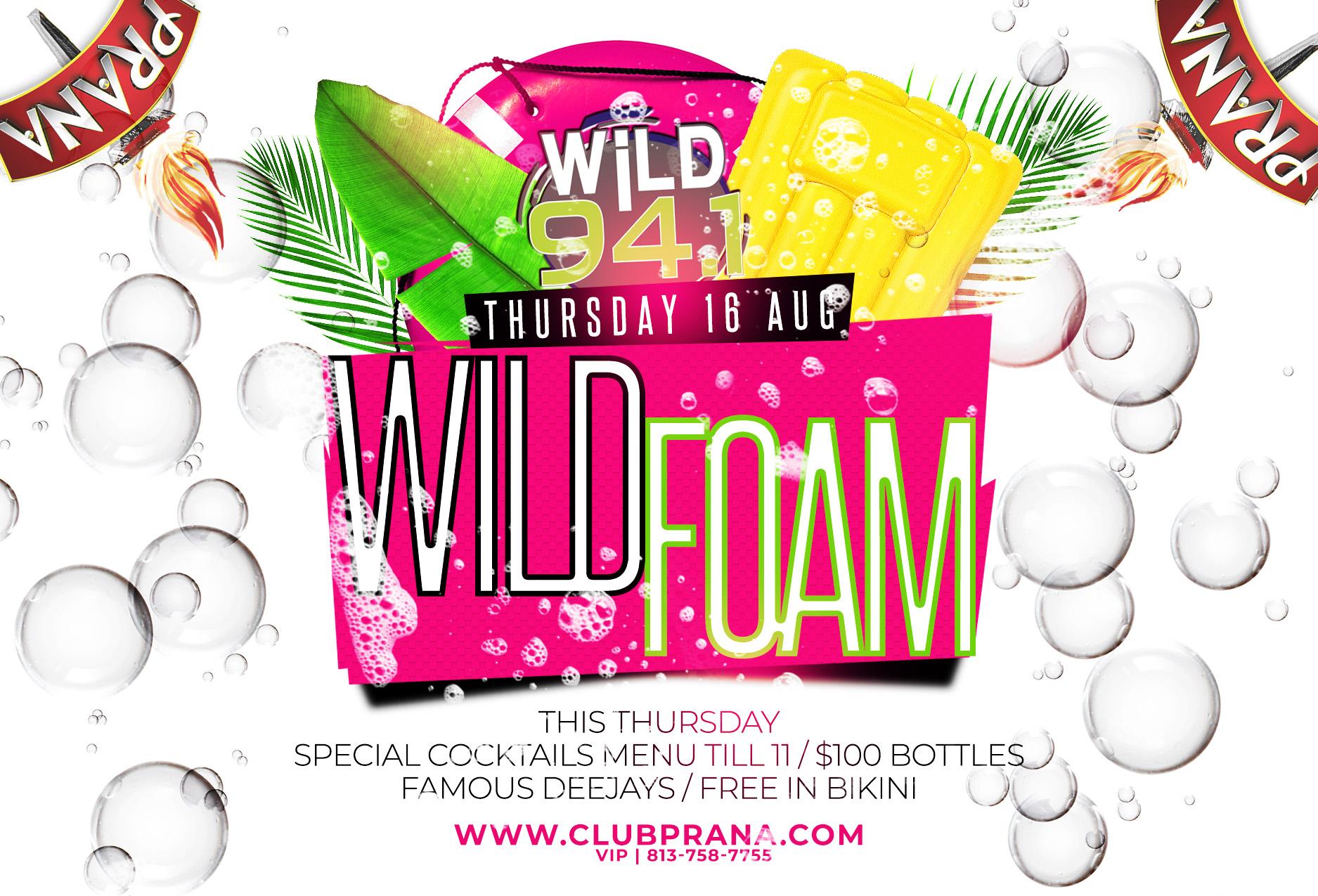 Wild Foam