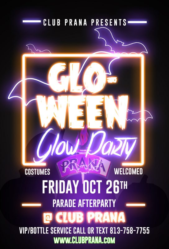 Glo-ween Glow Party