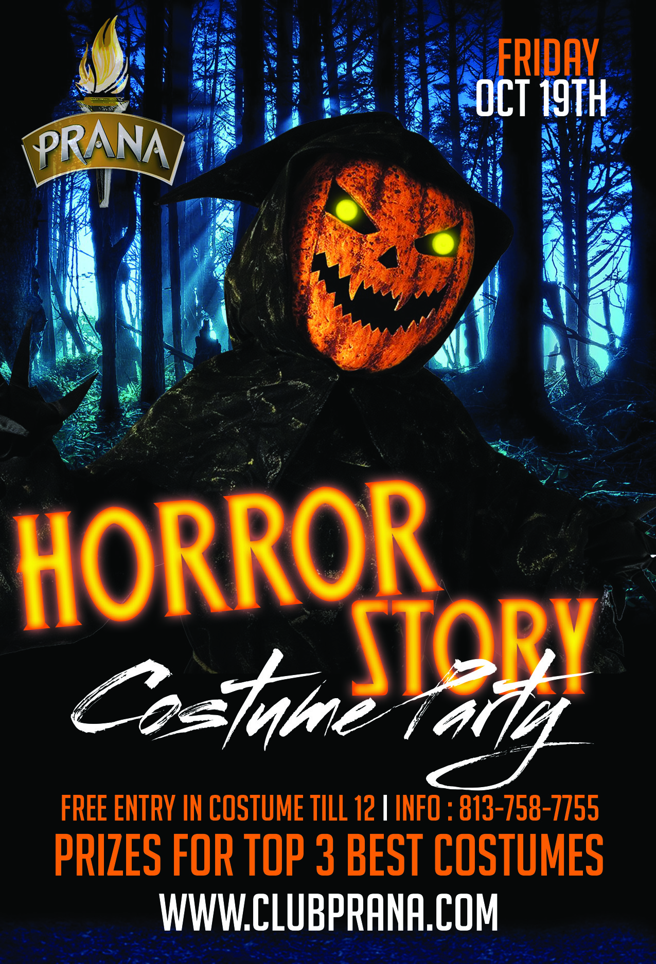 Horror Story Costume Party