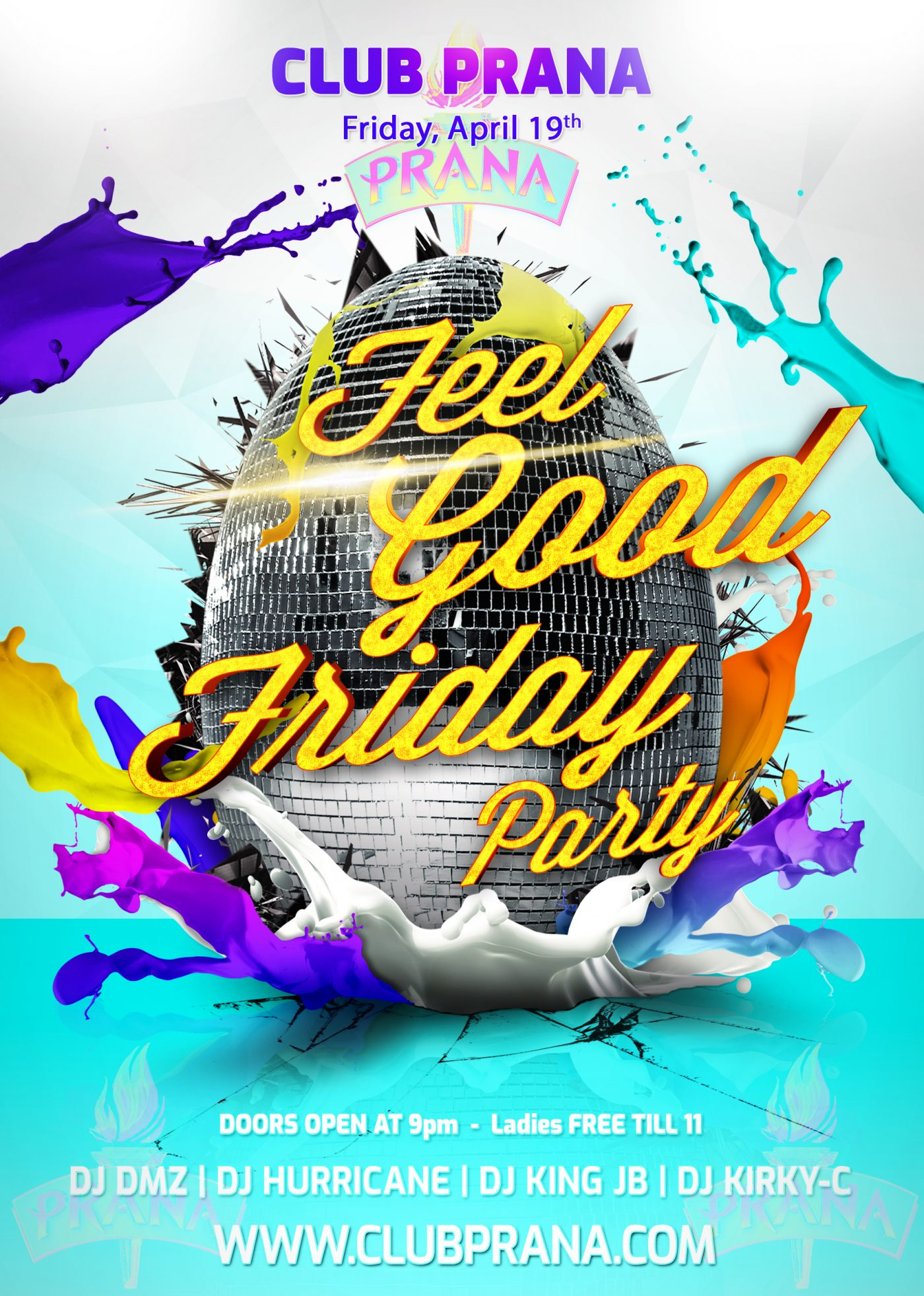 Feel Good Friday Party
