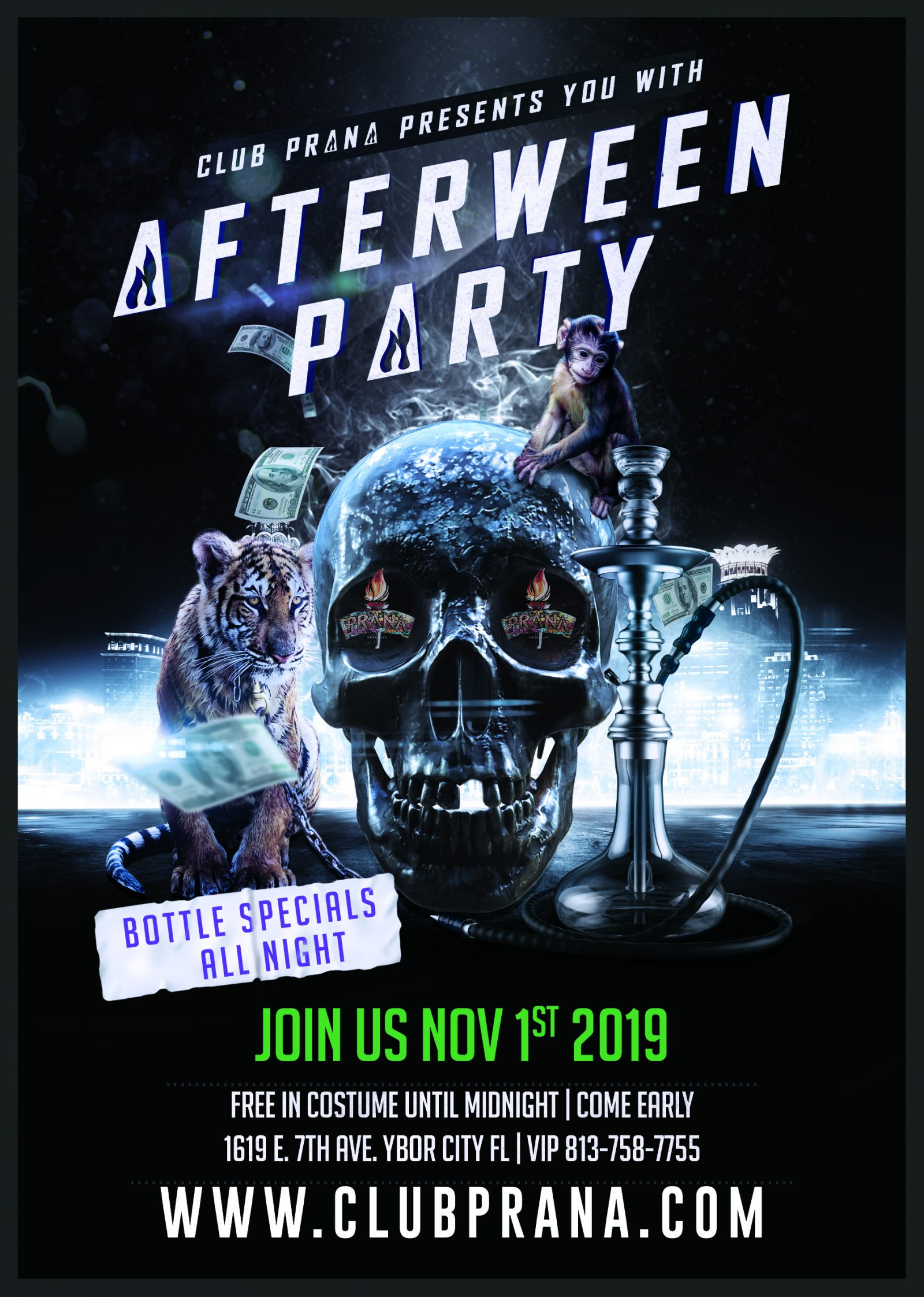 Afterween Party