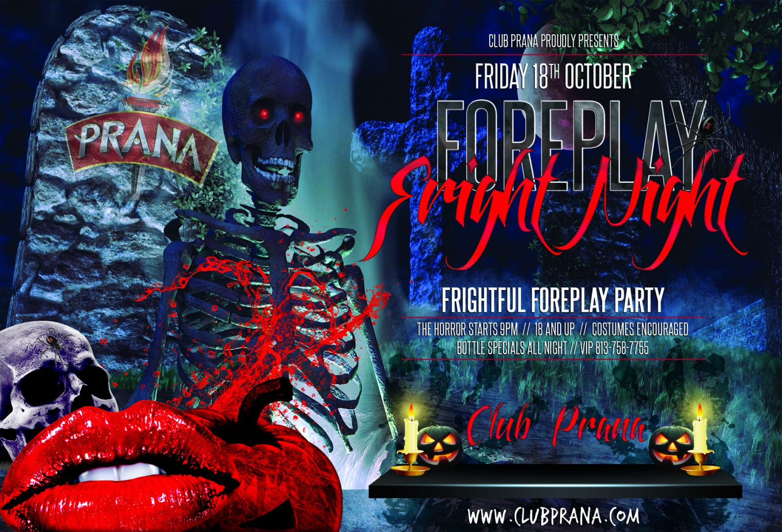 Foreplay Friday  Fright Night