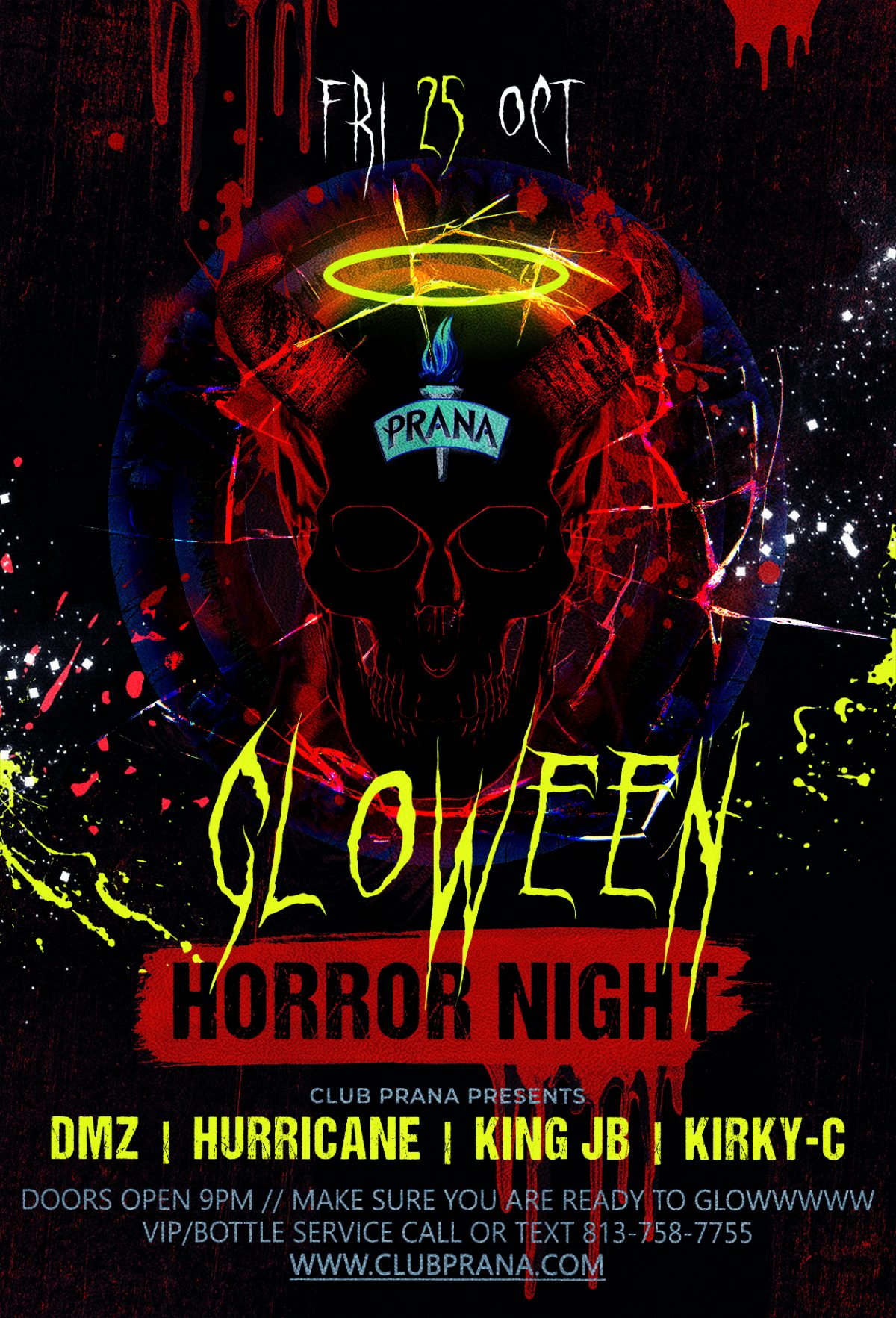 Gloween Horror Night