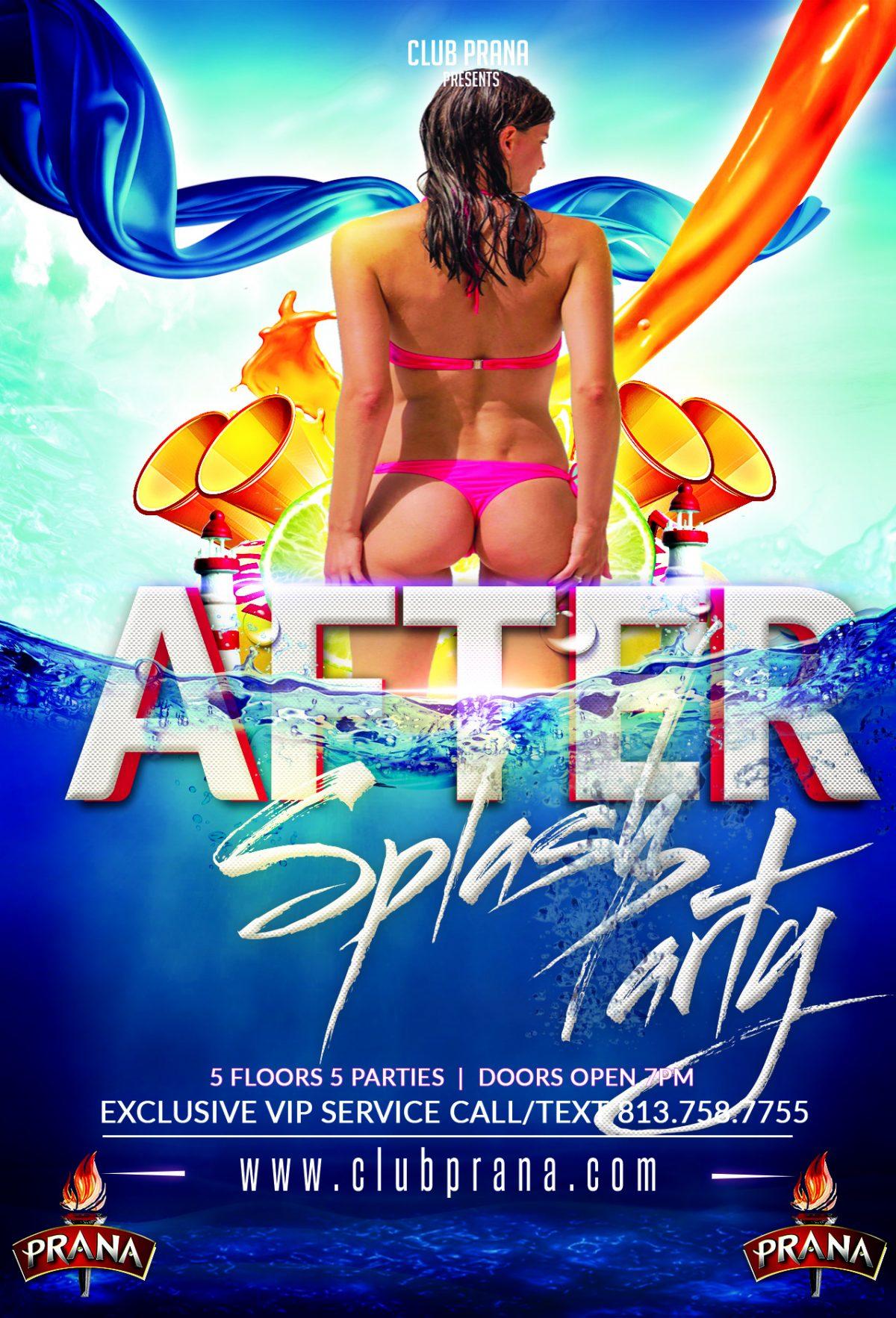After Splash Party