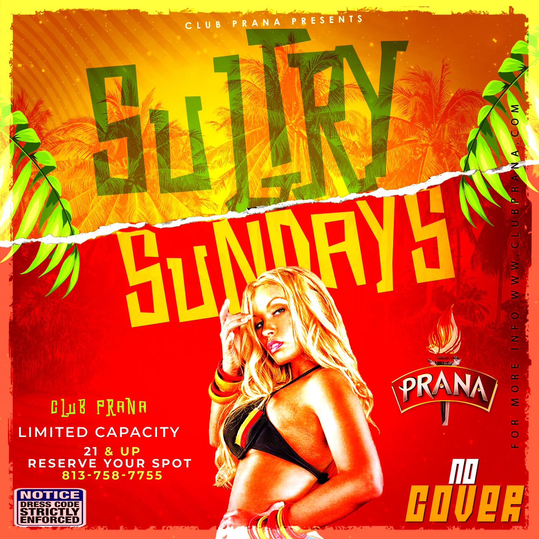 Sultry Sundays