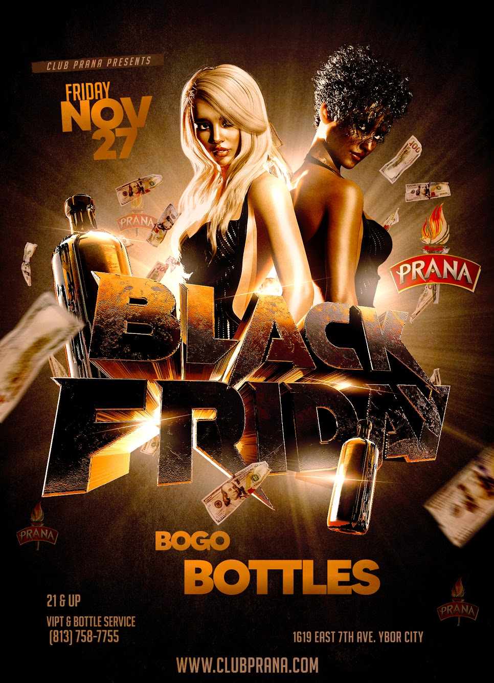 Black Friday With BOGO Bottle Specials