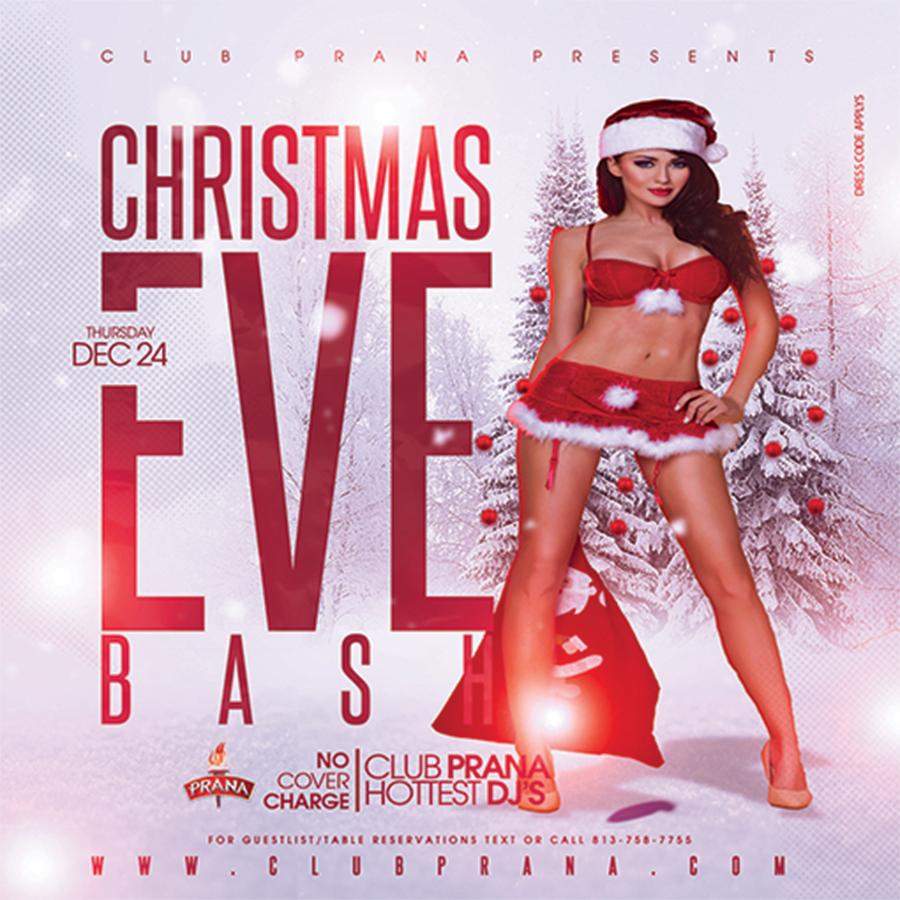 Christmas Eve Bash